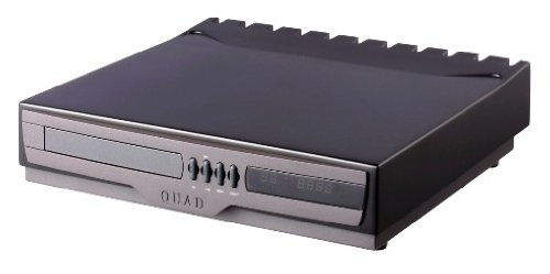 QUAD 99 CD-P Combined CD Player &  Digital Preamp  with Remote & Manual