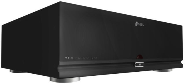 Niles ICS VS-6 Video Switcher and Iremote VS-6, iRemote, Base units