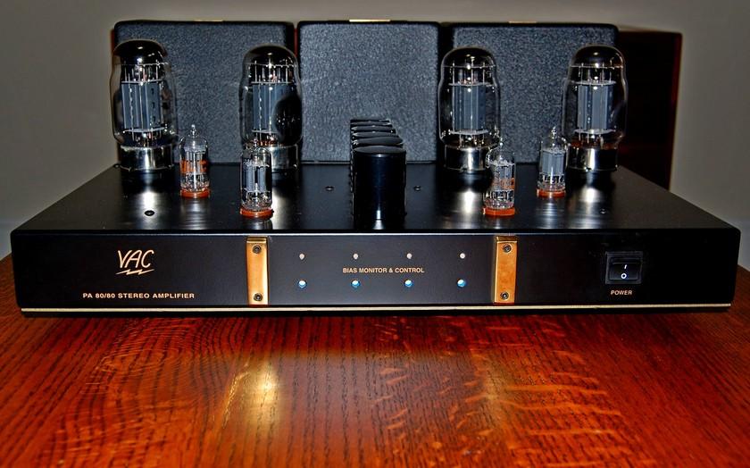 VAC PA80/80 Amplifier