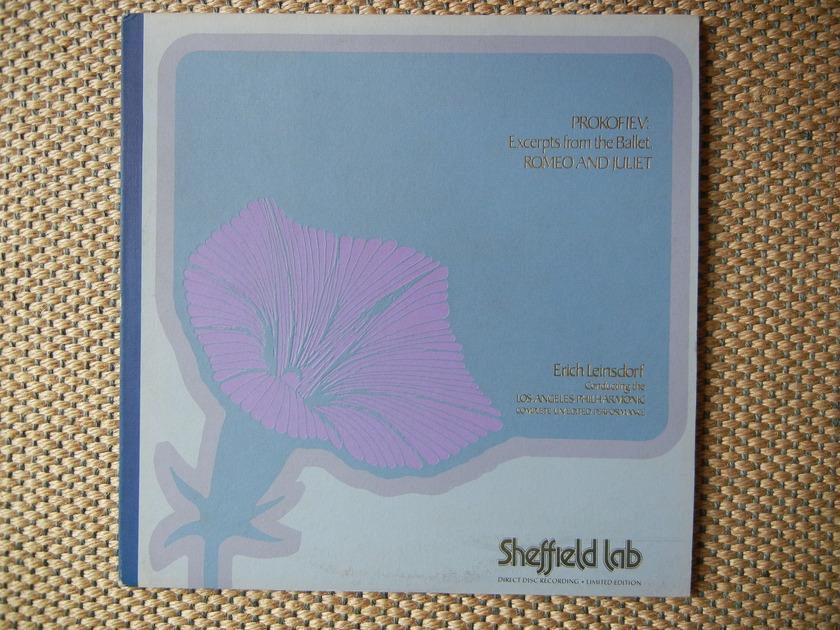 Prokofiev  - Romeo And Juliet Sheffield Lab 8