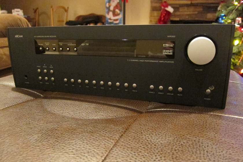 Arcam AVR300 Surround Receiver