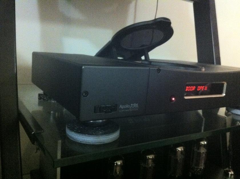 REGA  Appolo 35th anniversary cd player jungson JA88D 80watts class A Virtual Dynamics David Speaker Cables 8 ft.