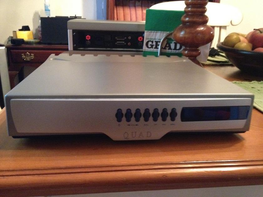 Quad 909/99 Silver