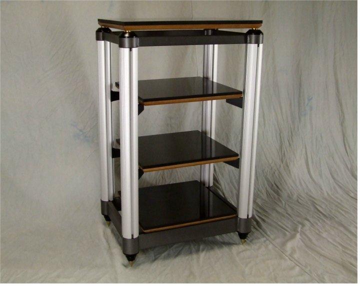 Adona Zero GR4 reference series 4-shelf rack
