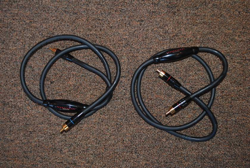 Transparent ML1 MM1 Technology RCA Interconnects