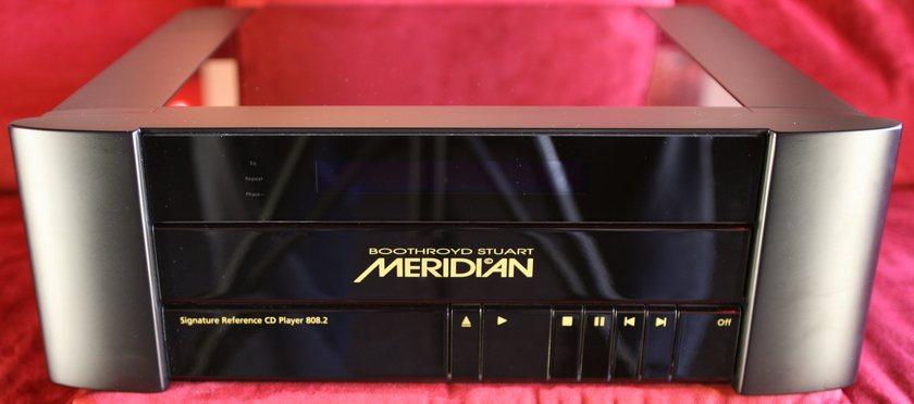 Meridian 808 MK-II Signature / Referance CD Player!!!