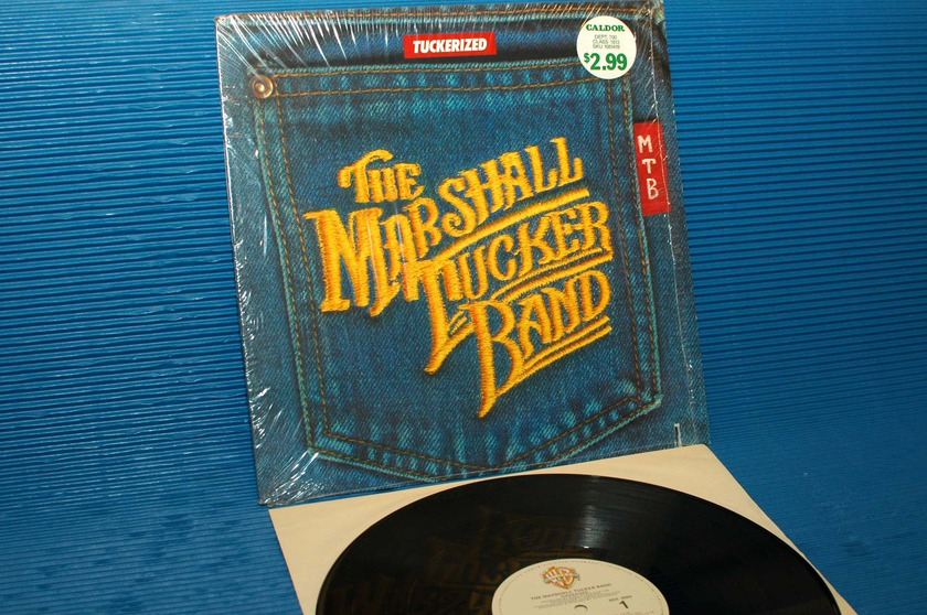 "THE MARSHALL TUCKER BAND -  - "" Tuckerized"" - Warner Bros. 1982"