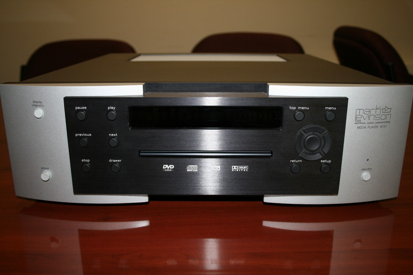 Mark Levinson No.51 Media Player Reference DVD/CD player