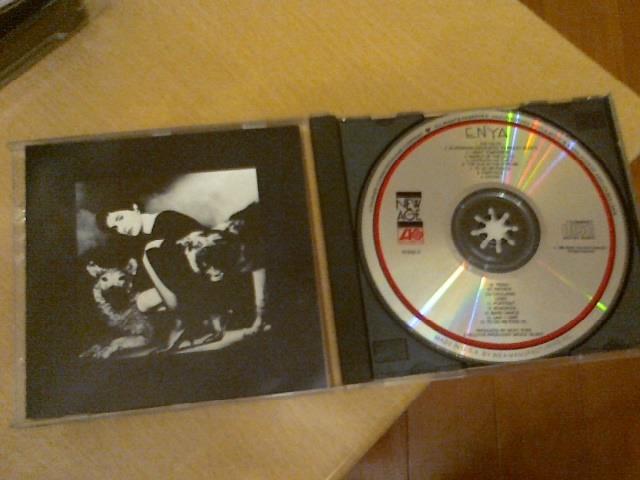 Enya -  - ST 1st debut (early US edition, no IFPI)
