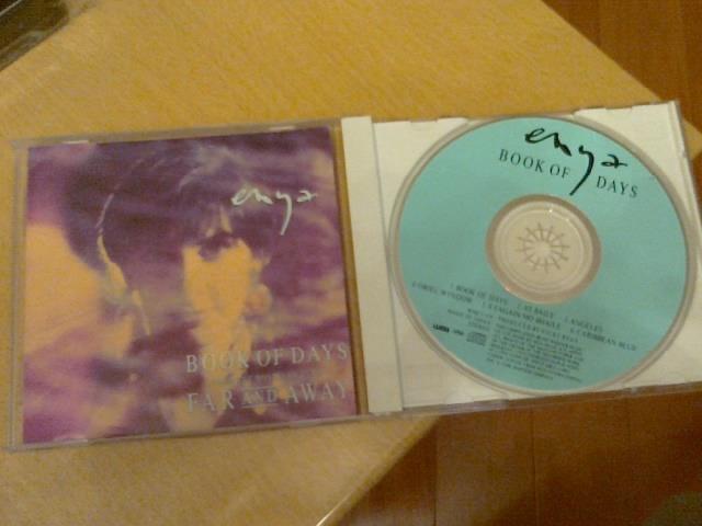 Enya -  - Book of Days (Rare Japan 4-track EP)