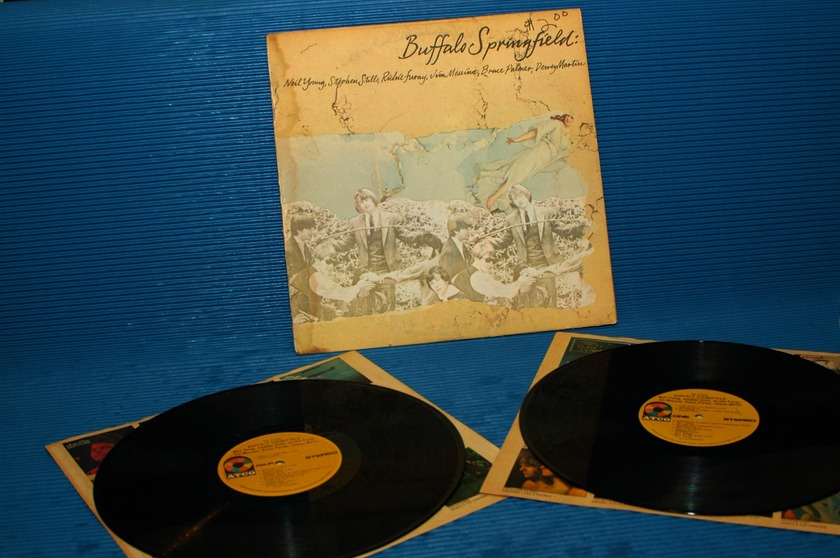 "BUFFALO SPRINGFIELD -  - ""Same Title"" - ATCO 1973 very early pressing"
