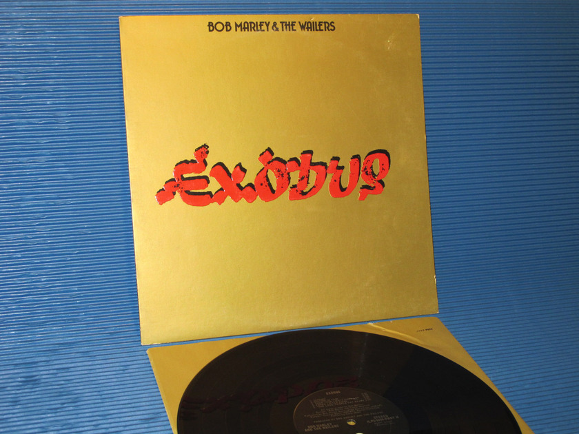 "BOB MARLEY & THE WAILERS - - ""Exodus"" - Island Records 1977 Sterling"