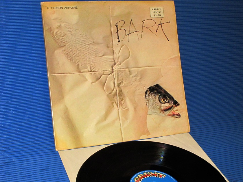"JEFFERSON AIRPLANE -  - ""Bark"" - Teldec Germany 1971 heavy vinyl"