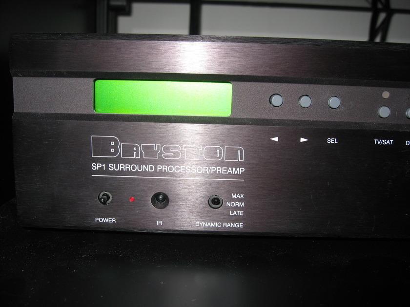 Bryston SP1 Processor