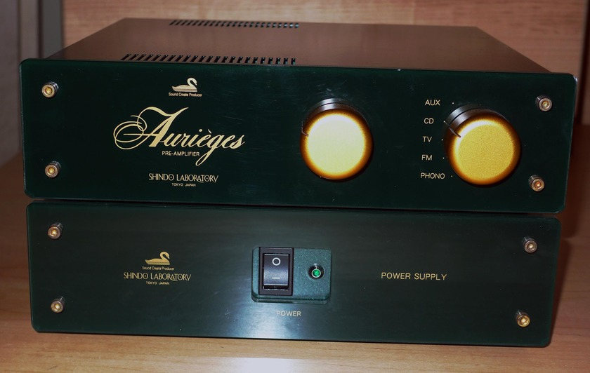 Shindo Aurieges-MM w/Phono