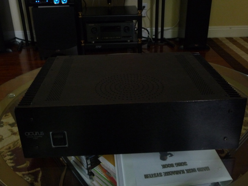 Acurus  A250 Power Amp - 250wpc x 2 Channels