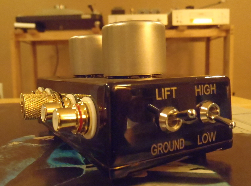 Bobs Devices cinimag 1131 Switchable for 1:20 (26 dB gain) or 1:40 (32 dB gain