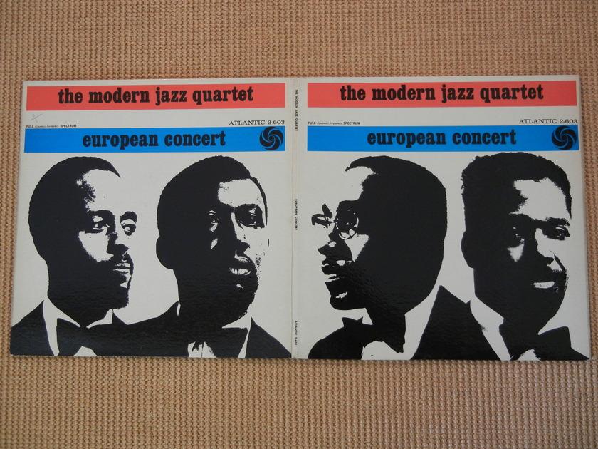 Modern Jazz Quartet - Atlantic 2-603 European Concert