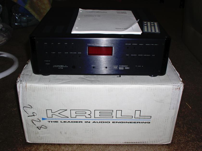 Krell  HTS 7.1 DD/DTS/DD-EX/DTS-ES
