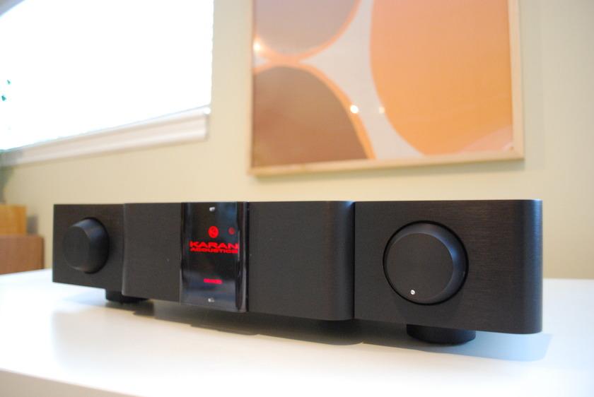 Karan  KA-I-180 Integrated Amplifier