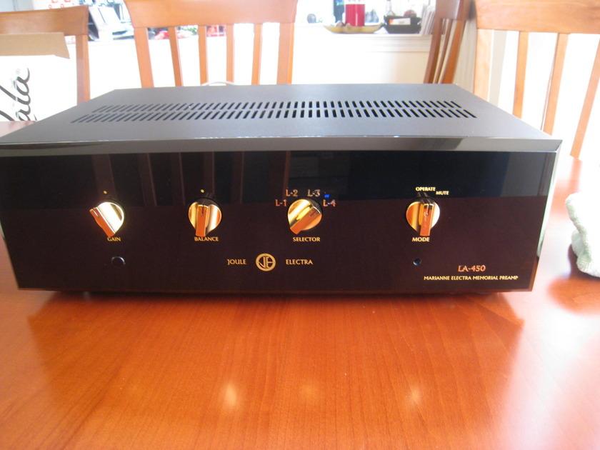 Joule- Electra LA- 450 ME Platinum Upgrade