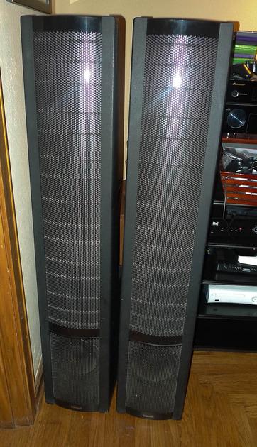 Martin Logan Aerius Electrostratic Loudspeakers