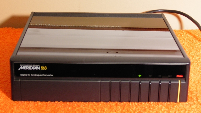 Meridian 563 Dac 24 bit upgrade