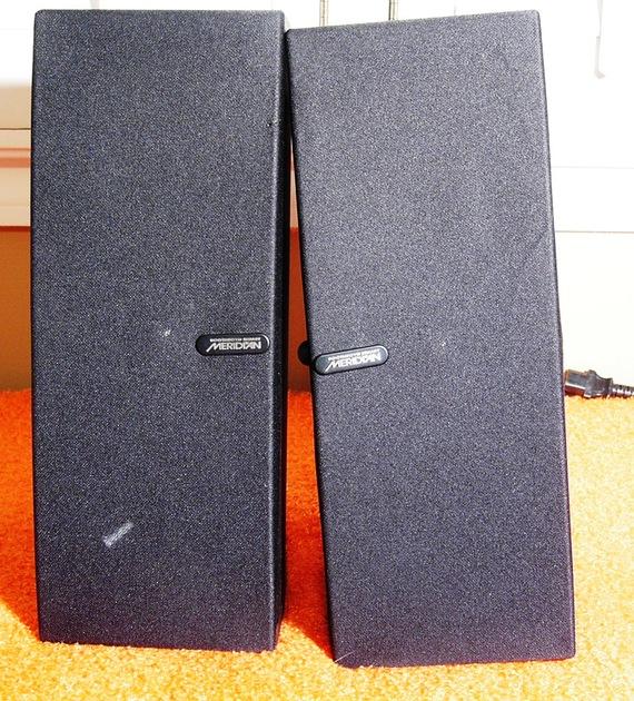 Meridian DSP33 Speaker 24bit 96Kh