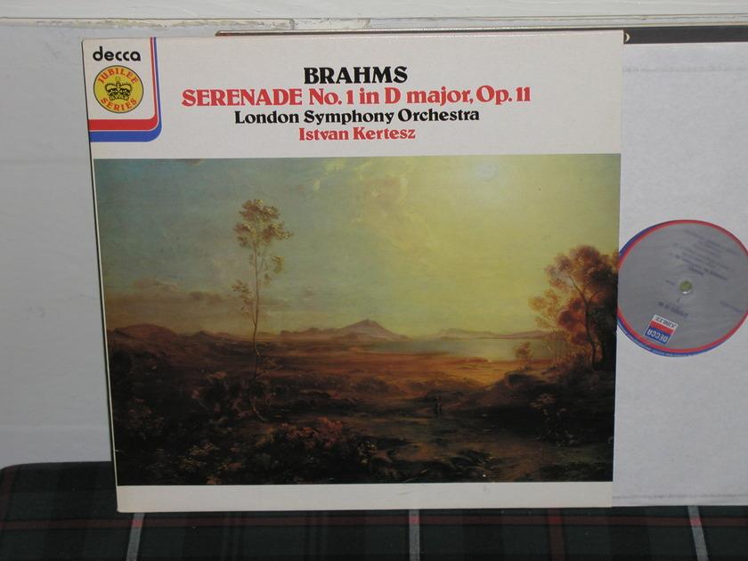 Kertesz/LSO - Brahms Serenade Nr.1 Holland/Decca Jubilee
