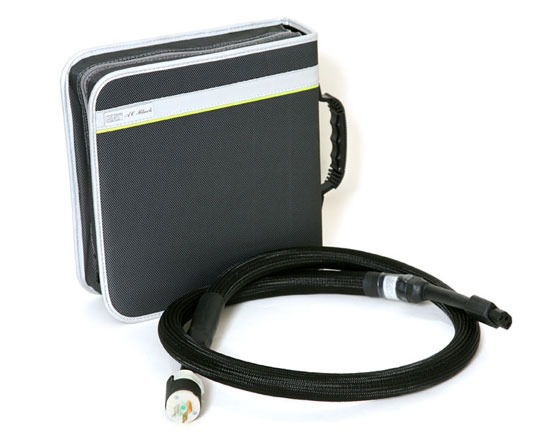 NAT Audio AC Coupler Powercord (Black)