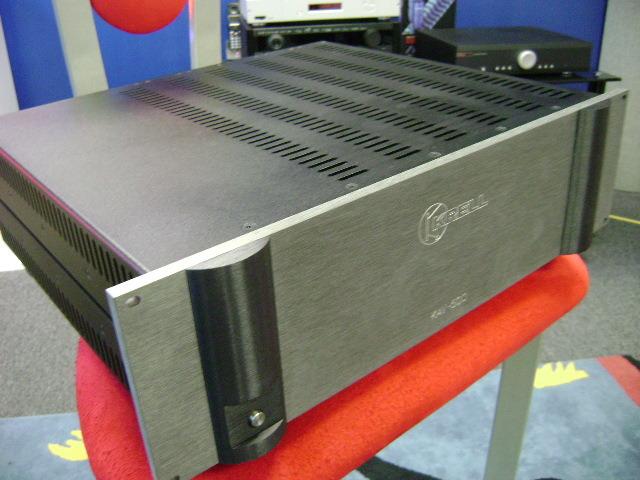 krell KAV-500 Five Channel Amplifier - SWEET!
