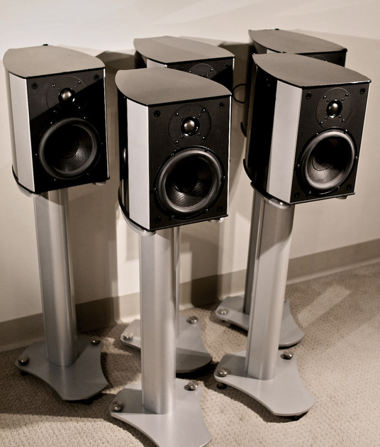 Wilson Benesch Arc Loudspeaker Set of 5