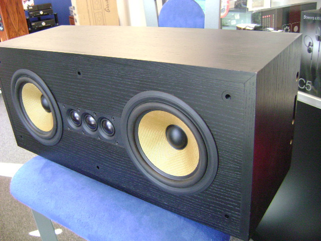B&W FCM 8 Center Channel Speaker - NICE!