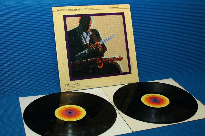 "JOHN COLTRANE -  - ""Trane's Modes"" - Impulse 1979 1st pressing Promo"