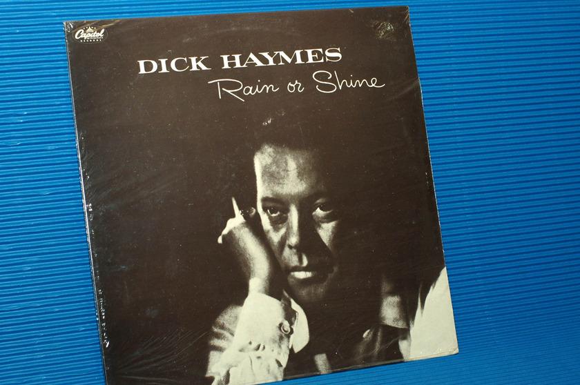 "DICK HAYMES -  - ""Rain or Shine"" - Capitol/EMI import mono Sealed"