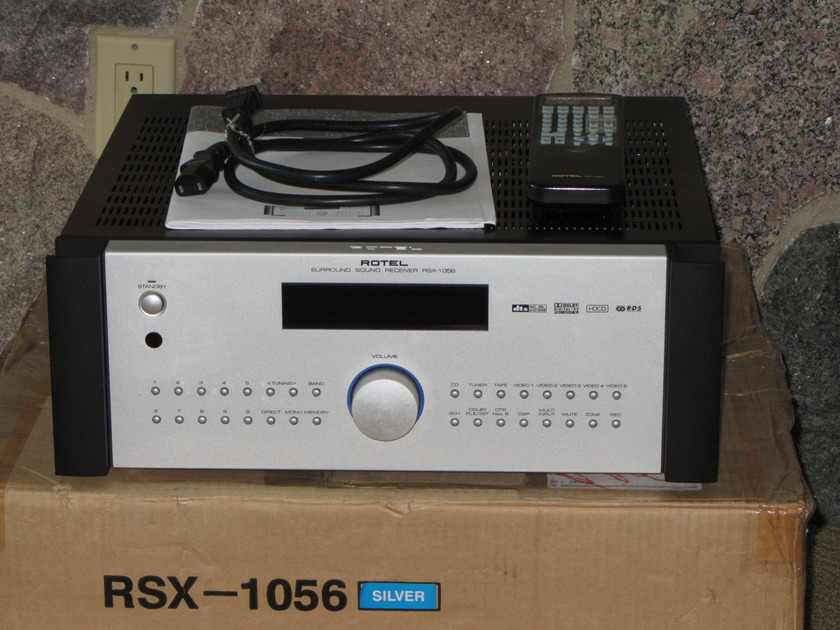 ROTEL RSX-1056 RECEIVER