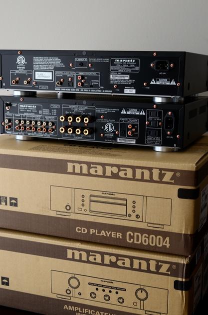 Marantz PM6004 Integrated Amplifier