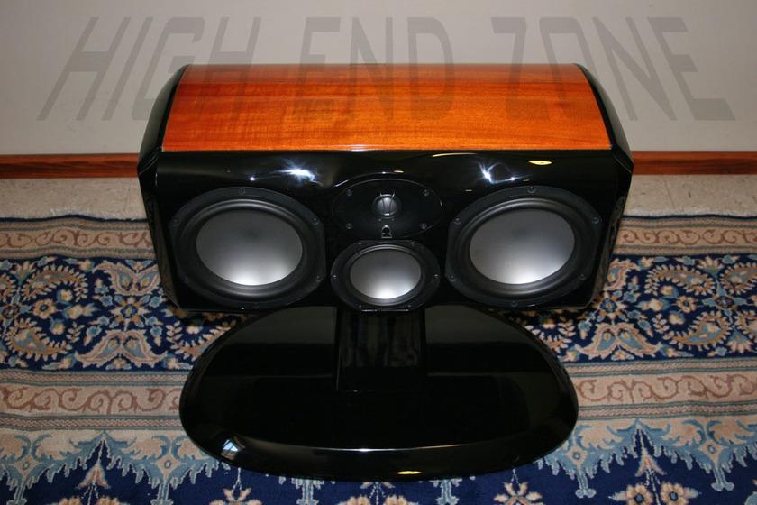 Revel  Ultima Voice2  Center Channel Speaker with Pedestal