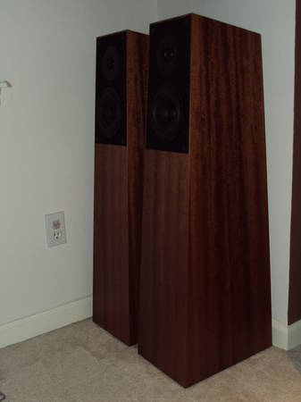Verity Audio Finn Satin Makore in Pristine Condition Call for info