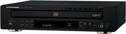Marantz  CC-4300 5 Disc CD Changer