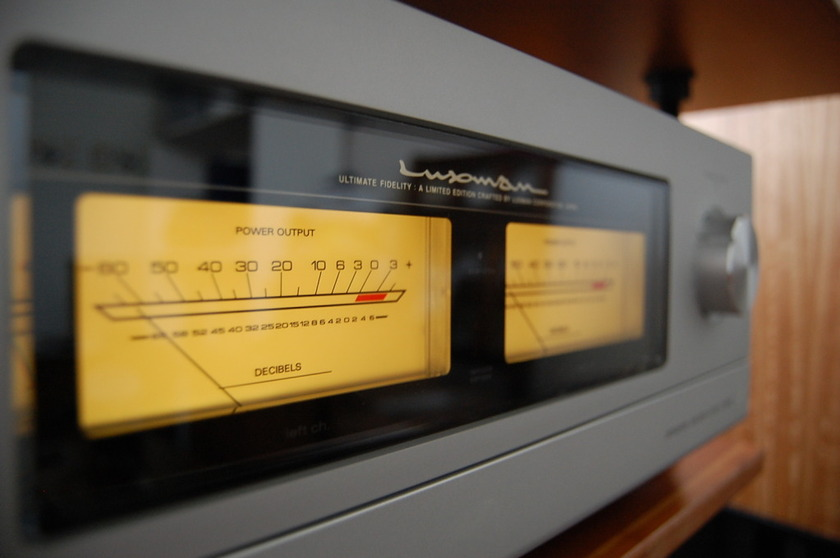 Luxman L-590A Demo - Mint