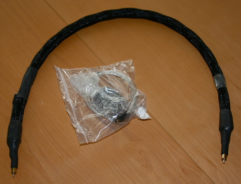 Synergistic Research Tesla D3 Digital Cable 1M