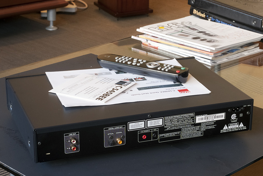 NAD C545BEE CD Player.