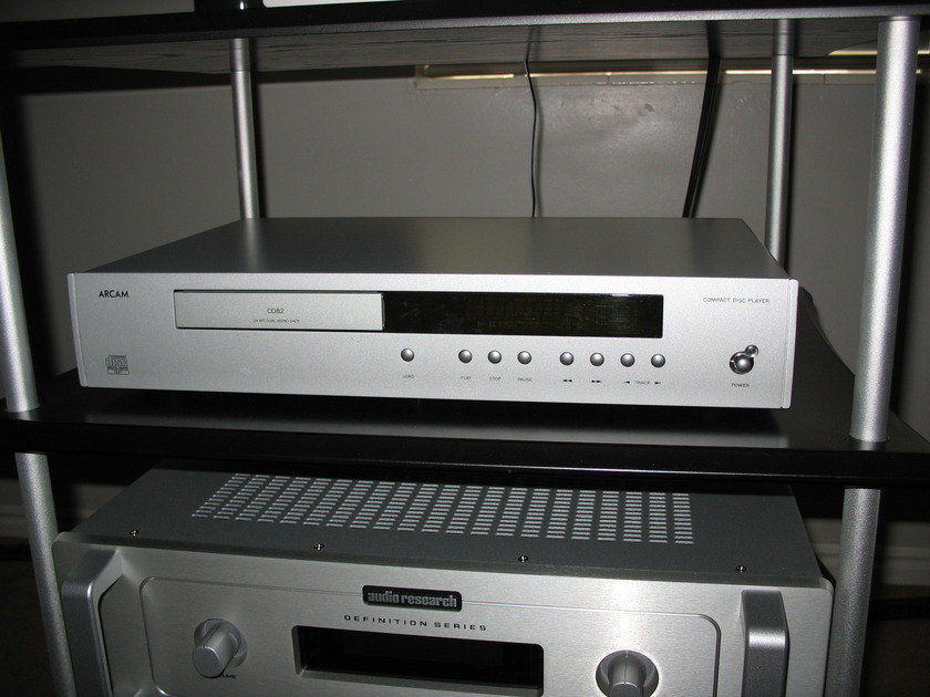 Arcam CD82 CD Player