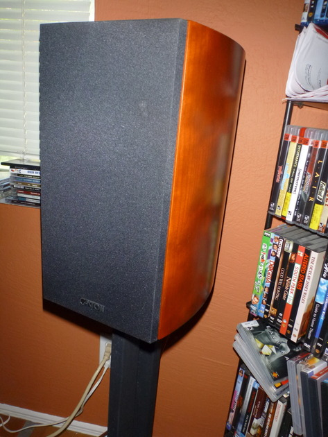 Canton Vento 5.1 speaker system 809,805,802 DC and 850 SC in cherry