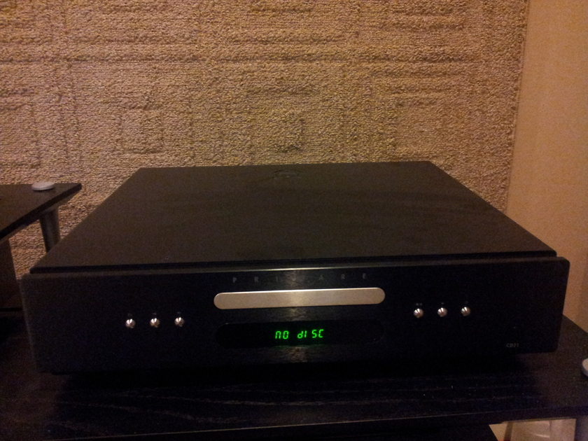 PRIMAIRE CD-21 Reference CD player