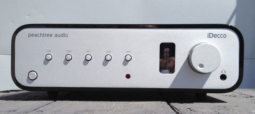 Peachtree Audio iDecco 40wpc Hybrid-Integrated