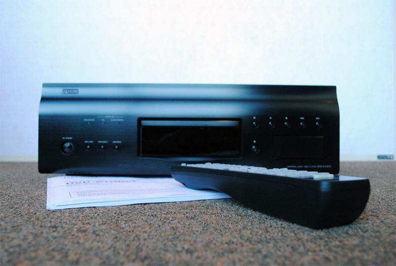 Denon DVDA1UDCI Blu-ray/DVD/CD Player
