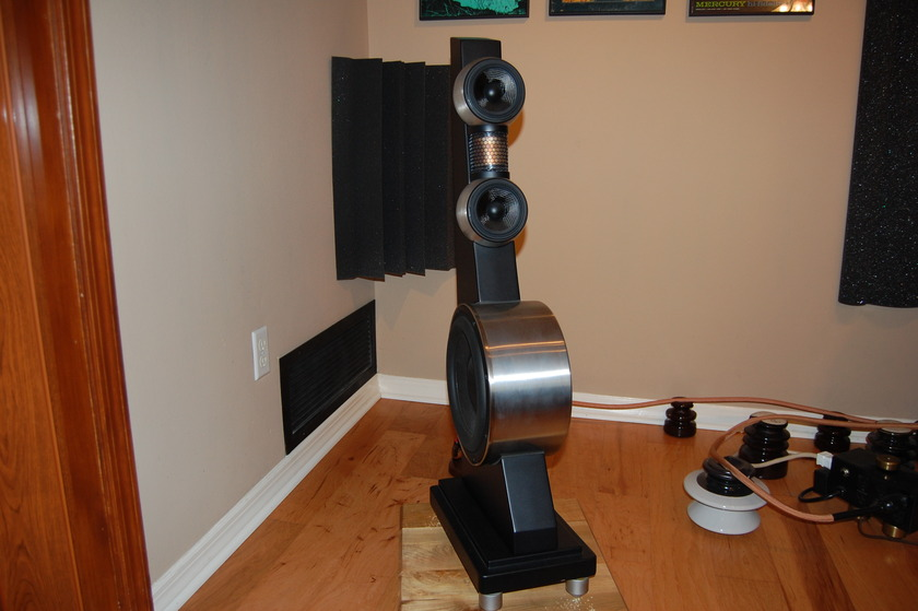 Gallo Acoustics Nucleus Reference 3.0 Loudspeaker