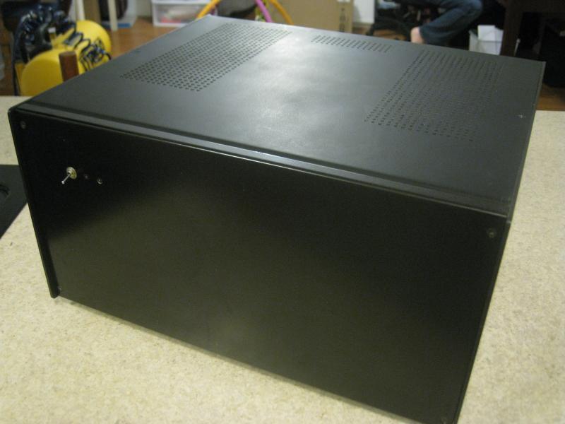Leach Amp Low TIM Amplifier